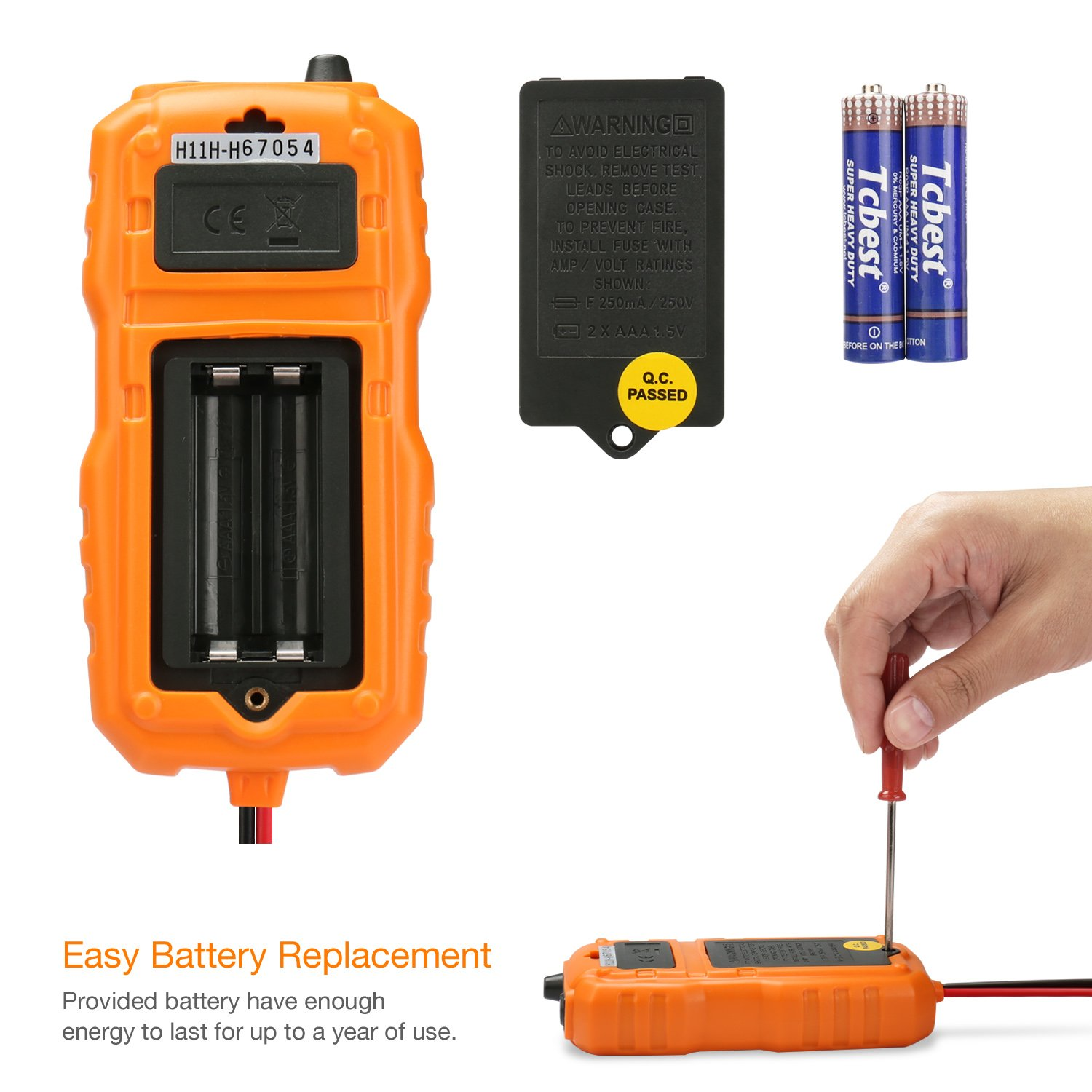 Digital Multimeter Auto Ranging Non Contact Voltage Detector Related Image With Voltmeter Circuit Electrical Multi Volt Ohm Tester Ac Dc Battery Ammeter Current