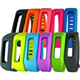 HopCentury - Braccialetto sostitutivo per Fitbit One, con fibbia di metallo per Fitbit One Activity Tracker