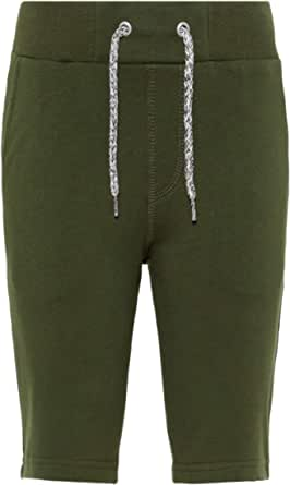 NAME IT Nkmhonk UNB Swe Long Shorts Noos Pantalones Cortos para Niños