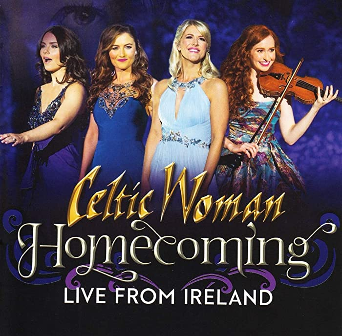 Top 9 Celtic Women Home Coming Cd
