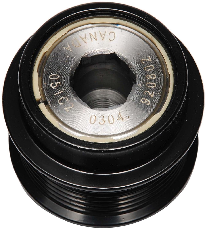 Continental Elite 49914 Overrunning Alternator Decoupler Pulley