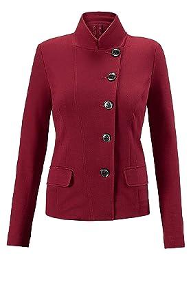 bc38e515c308e2 CAbi #3175 Rhubarb Outing Blazer at Amazon Women's Clothing store: