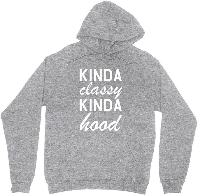 Doryti Kinda Classy Kinda Hood Unisex Sweatshirt tee