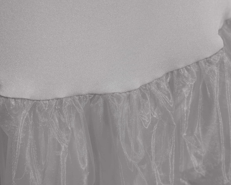 Bridesmay Donna Vintage Sottoveste Rete Sottogonna Retro Rockabilly Petticoats Gonne