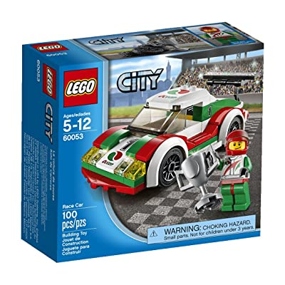 LEGO City Race Car (60053): Toys & Games