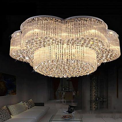 Luces de Techo de Cristal para Lámparas de Techo, Luces LED ...