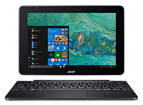Acer Switch One 10 S1003 – 19za Notebook 2 en 1, Pantalla DE 10.1 IPS HD, procesador Intel Atom x5-z8350, RAM de 2 GB DDR3, 64 GB eMMC, Tarjeta ...