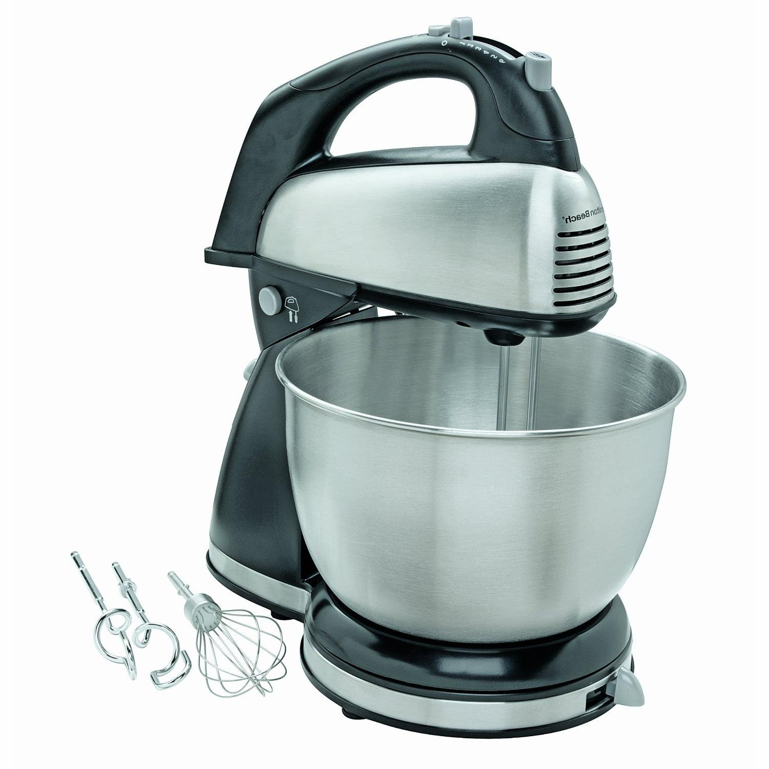 Best Mixer.6-Speed Classic Stand Mixer, Stainless Steel.Cake Mixer.Cooks Professional Stand Mixer.Kitchen Mixers.