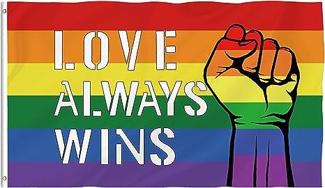 3x5feet Lgbtq Canada FLag  rainbow flag  pride month  gay pride flag  Gay pride flag  lgbtq  Lesbian LGBT  Trans LGBT  lgbt flag