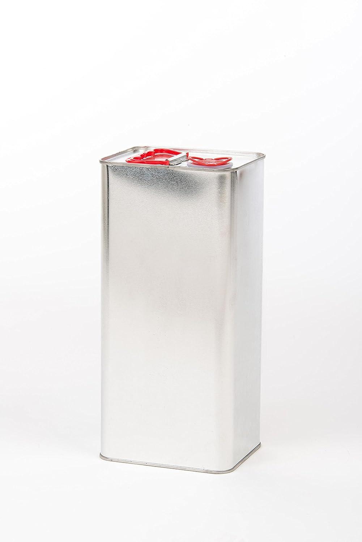 Blechkanister 1,0 L Verschlußdeckel mit Ausgießer für Blechdose 5,0 L