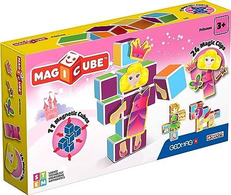 Geomag Magicube Mix & Match Juguetes de construcción