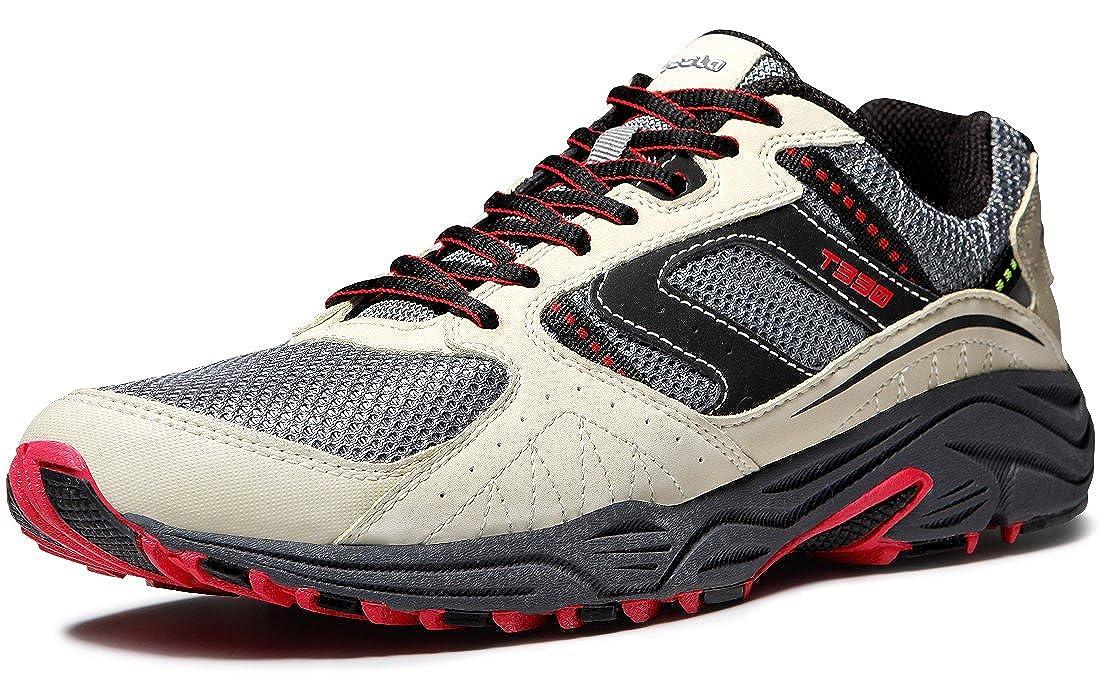 b9ec81f37c6b3 TSLA TF-T330-CMR_11 Men's Outdoor Sneakers Trail Running Shoe