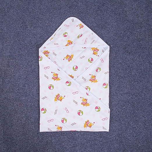 POIUYT Bebé Manta Saco De Dormir para Bebé Recién Nacido Edredón para Bebé Bolsa De Bebé Impresa 0-6 Meses Piggy_90 * 90,Car-90 * 90: Amazon.es: Hogar