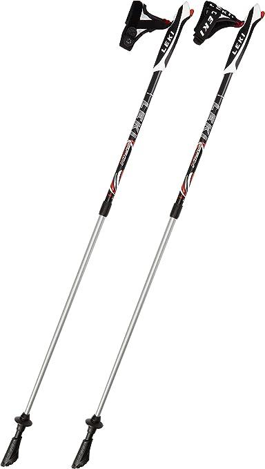 Leki Nordic Walking Pole Bag 160cm Poles Not Included Black