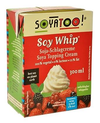 Nombre: látigo de soja soyatoo para batir 300 ml