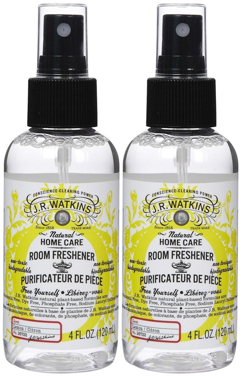 J. R. Watkins Room Spray - Lemon - 4 oz - 2 pk by J.R. Watkins (Image #1)