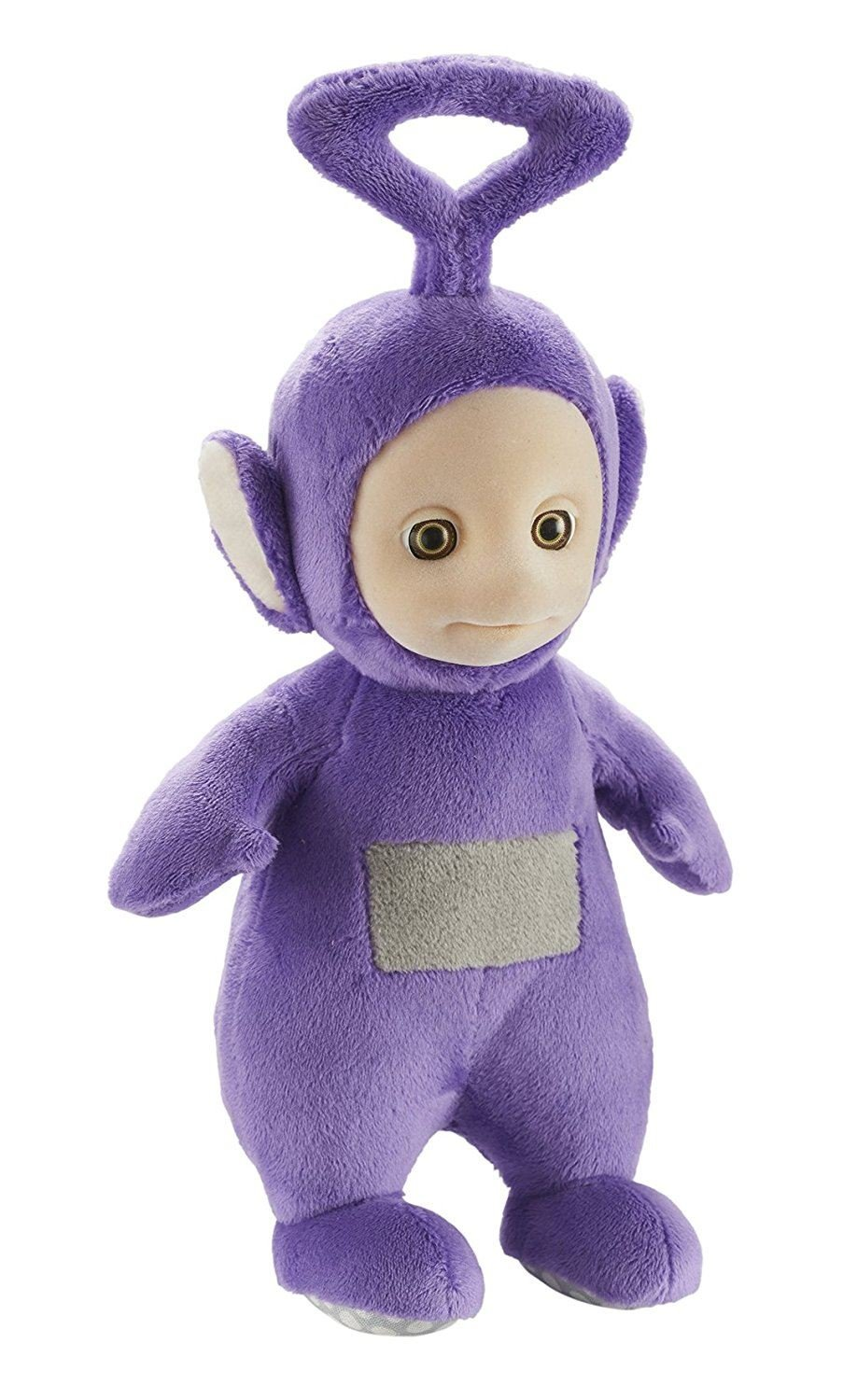 Teletubbies 26cm Talking Tinky Winky Soft Plush Toy Brand New HST