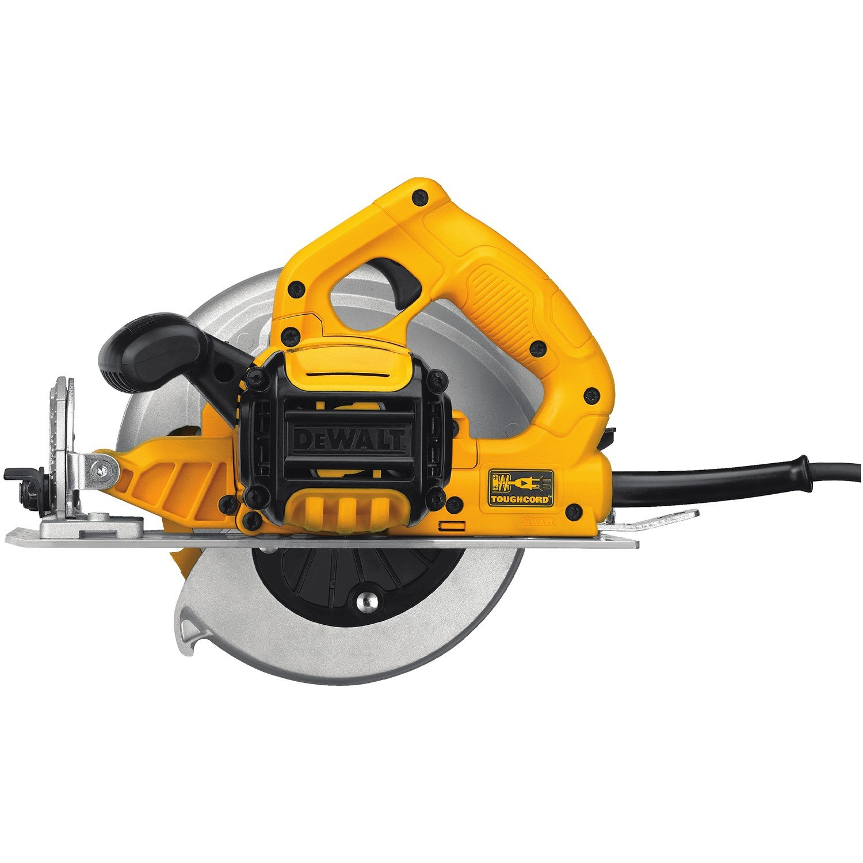 dewalt dwe575 lightweight circular saw 7 1 4 inch amazon ca