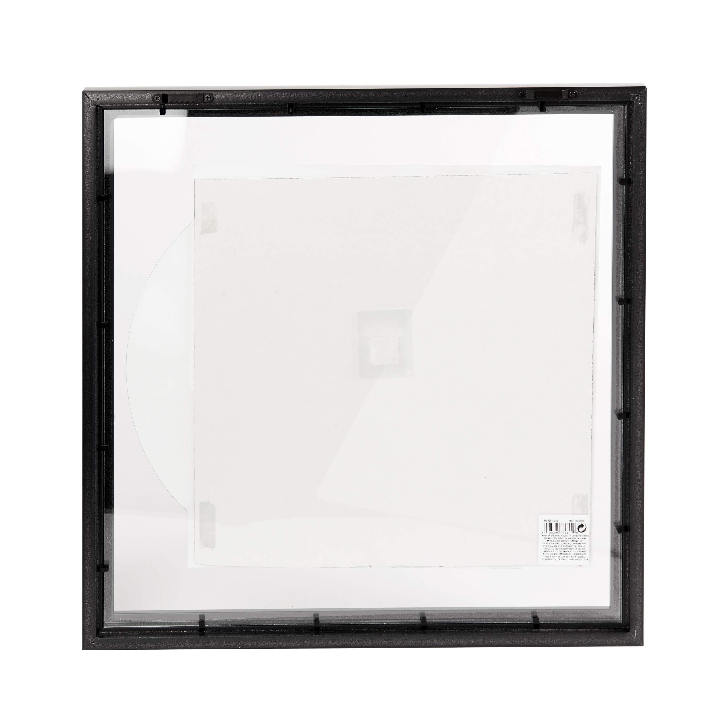Umbra Record Album Frame 14-1/2x14-1/2-Inch, Modern Picture Frame Designed to Display a Floating 12-Inch by 12-Inch Album Cover by Umbra (Image #8)