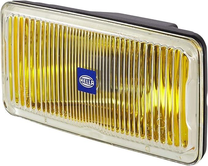 Hella 1nd 005 700 421 Nebelscheinwerfer Comet 550 Halogen H3 12v Glasklare Streuscheibe Gelb Anbau Einbauort Links Rechts Auto