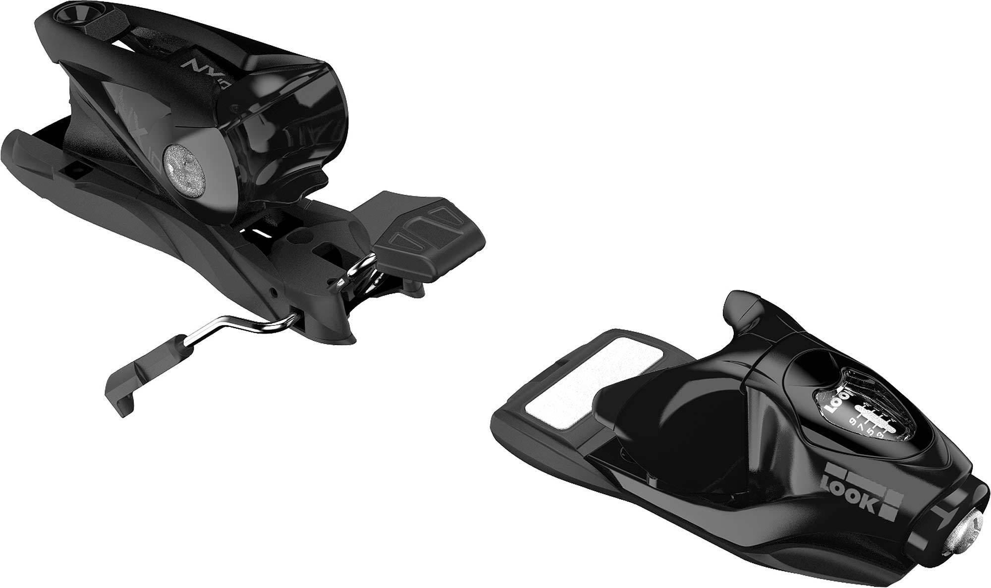 Look NX 10 Ski Bindings - 2018 - 93 mm brake, Black