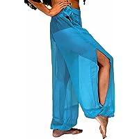 Danza del vientre pantalones de harén para bailar