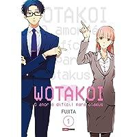 Wotakoi: O Amor É Difícil Para Otakus Vol. 1