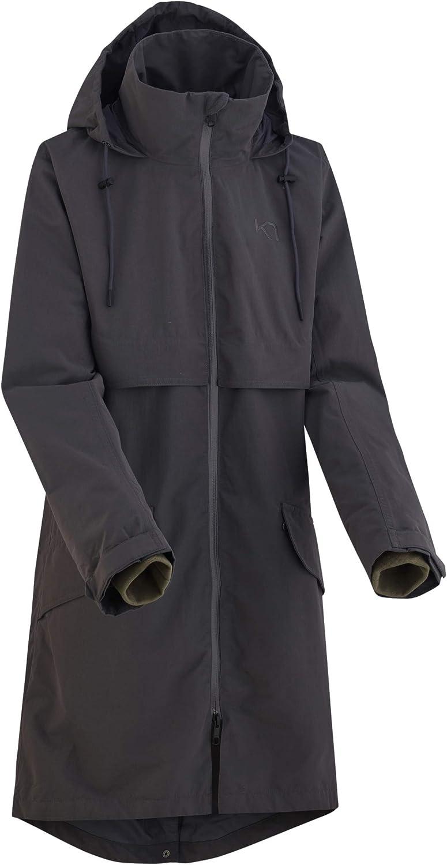 Kari Traa Women's Raundalen L Jacket - Water and Wind Resistant 3 in 1 Coat