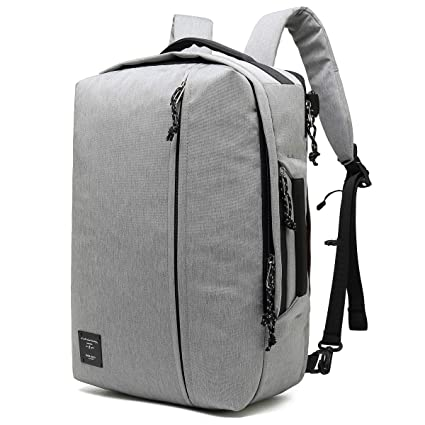 e431b844902e Bebamour Laptop Backpack 15.6 Inch with USB Charging Port Water Resistant  College School Rucksack Flight Approved