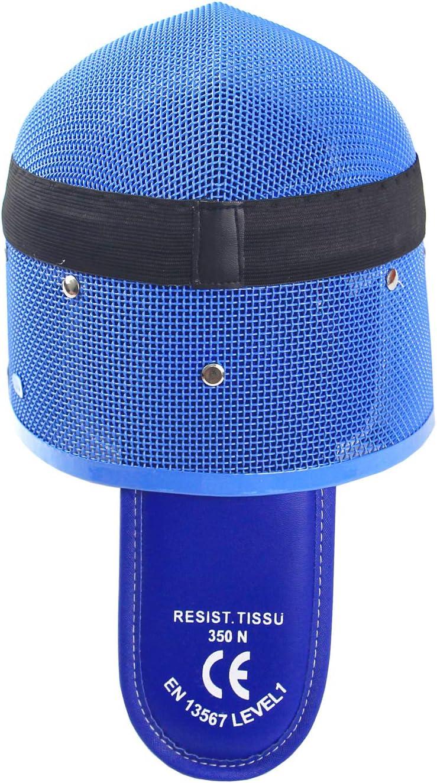 HYFEC Escrime Masque Epee CE-350N Certifi/é Professionnel Escrime Casque-Escrime /Équipement De Protection