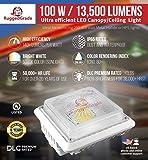 40 Watt LED Ceiling Light - 5200 Lumens - Ultra