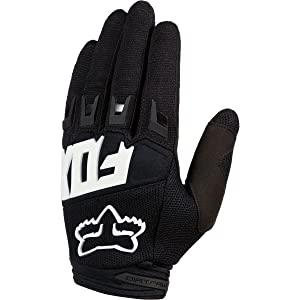 Fox Racing Dirtpaw Race Glove - Men's Black, L
