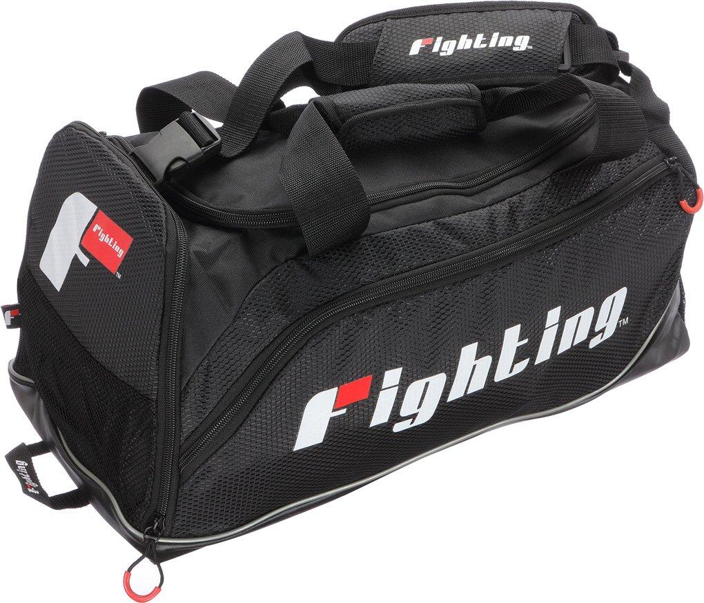 Fighting Sports tri-techスポーツバッグ B00OYBI7XI ブラック