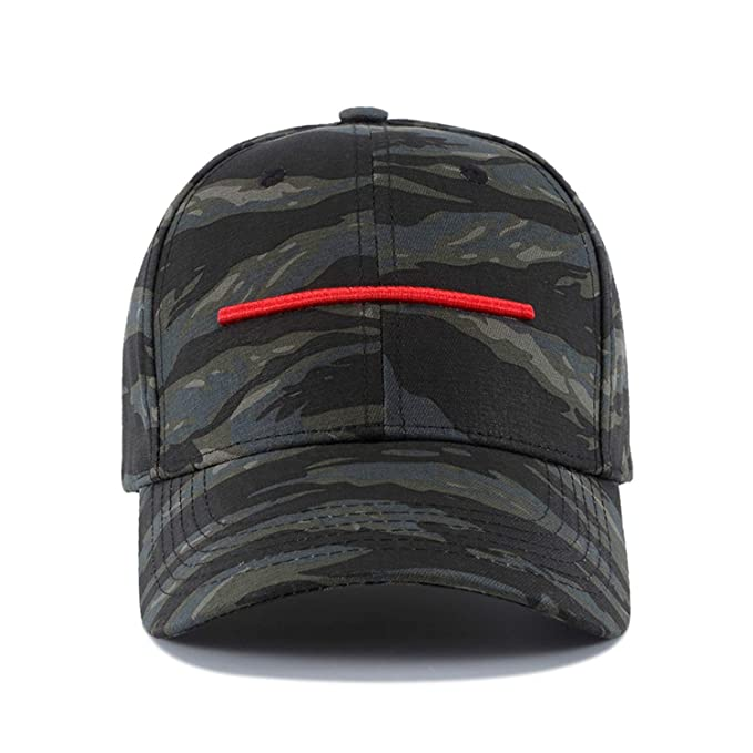 241589d6770 TokLask WUKE New Army Style Outdoor Camouflage Cap Men s Gorras Militares  Hombre Women Adjustable Sports Baseball Caps at Amazon Men s Clothing store
