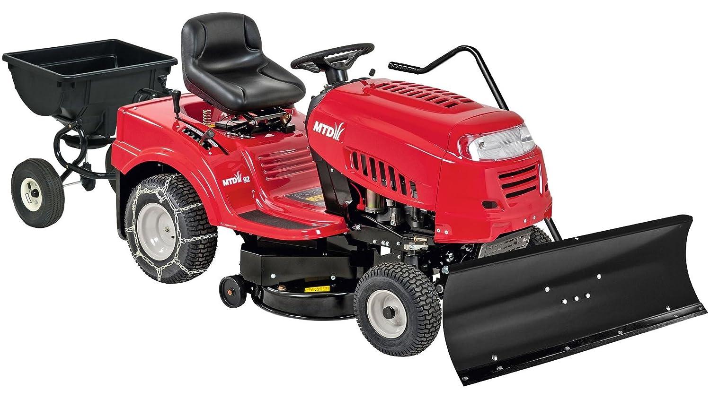 Ado Set: césped tractor