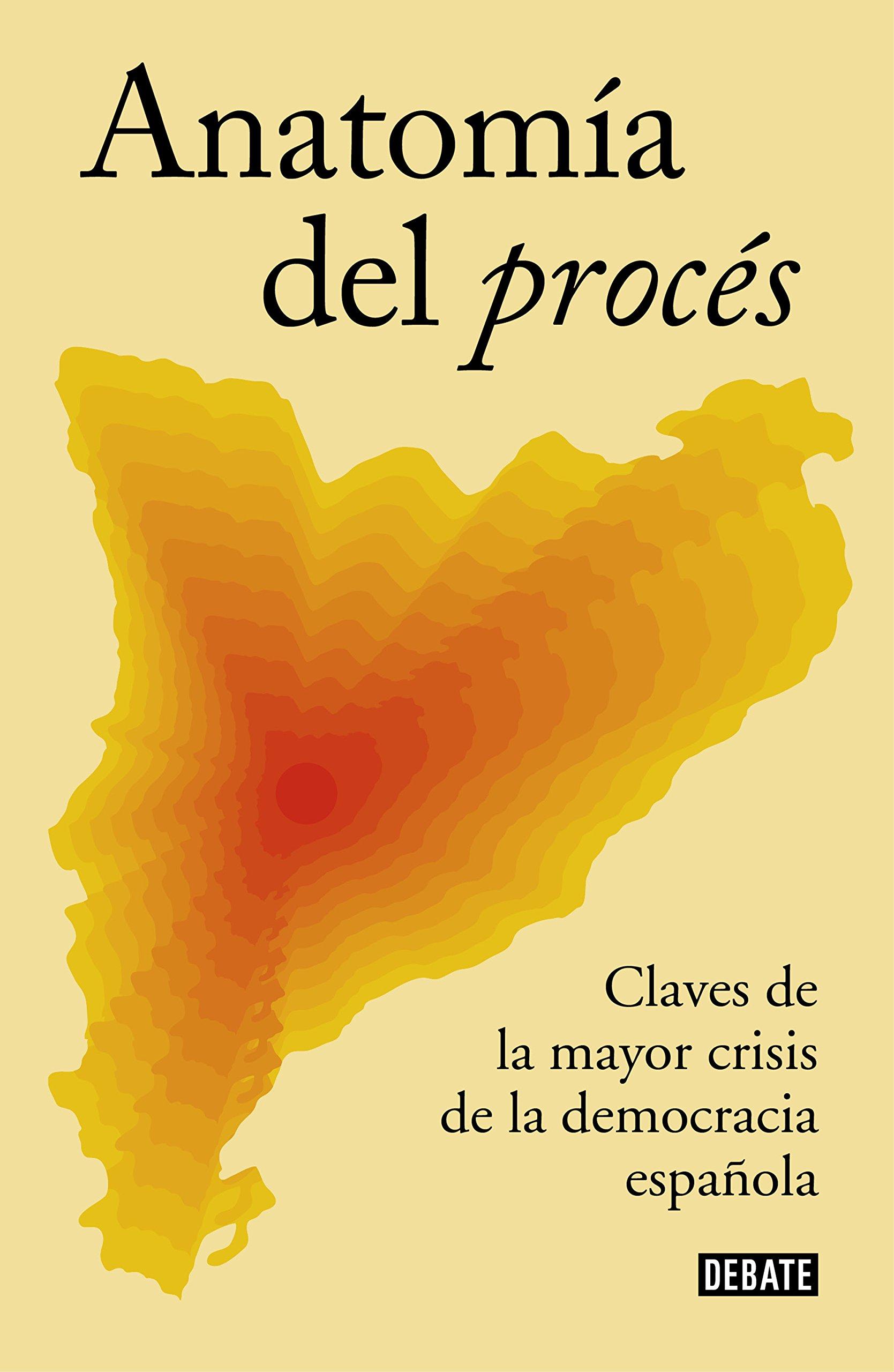 Anatomía del procés: Claves de la mayor crisis de la democracia española (POLÍTICA) Tapa blanda – 6 sep 2018 Varios autores DEBATE 8499929087 POLITICAL SCIENCE / General