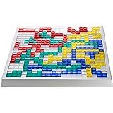 WONZOM ブロックス 家庭 オモチャ ボードゲーム 旅行 大人 子供 知育玩具 脳トレ 2-4人
