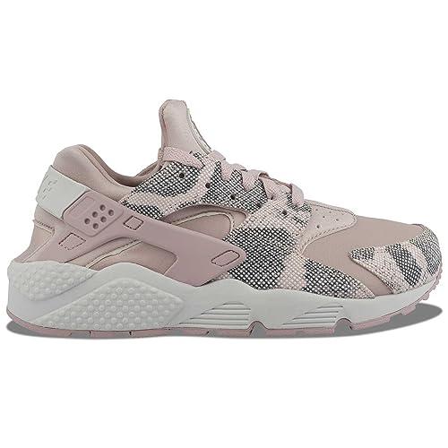 promo code 9c451 e110c Nike NIKE683818-602 Donna Air Huarache Run Premium RosaGrigio 683818-602  Donna Amazon.it Scarpe e borse