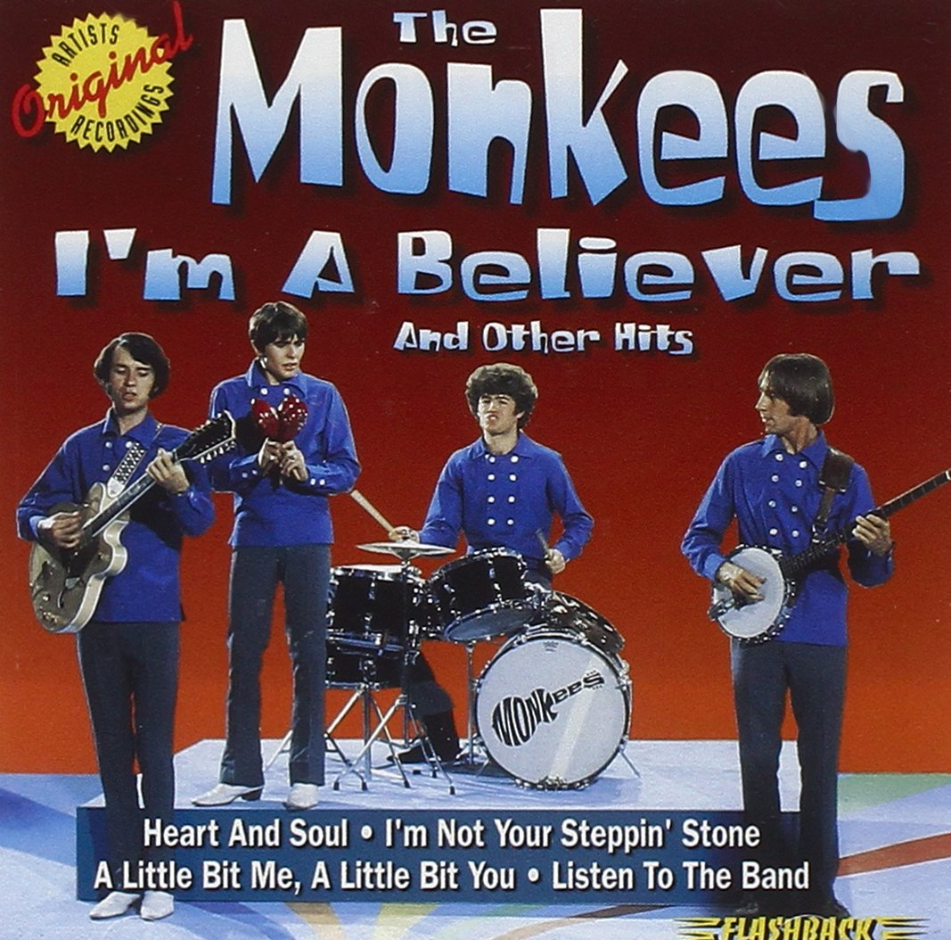 Monkees - I'm A Believer (and other hits) : Flashback Vol. 49 - Amazon.com Music