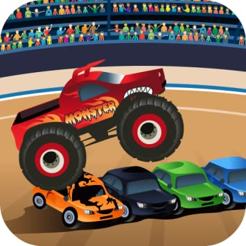 Amazon.com: Monster Trucks game for Kids: Appstore for Android