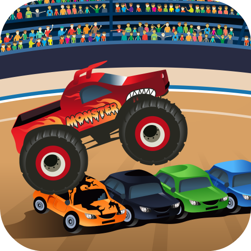 Amazon Com Monster Trucks Game For Kids Appstore For Android