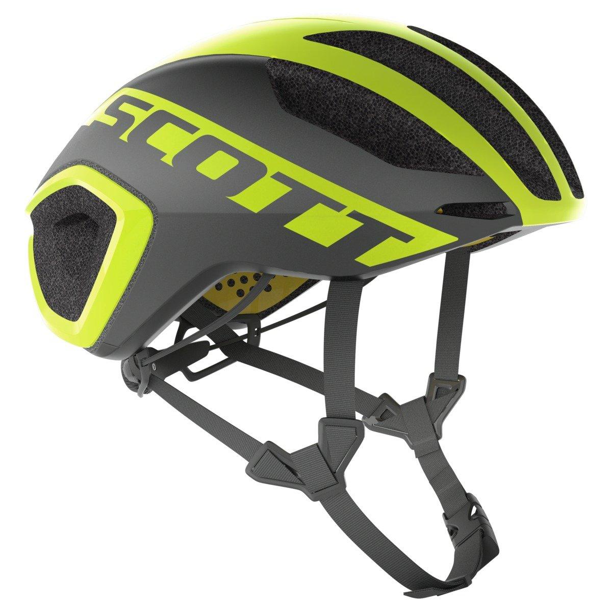 SCOTT(スコット) ヘルメット Helmet Cadence PLUS yellow RC L 2500265859008 L   B071WX7625