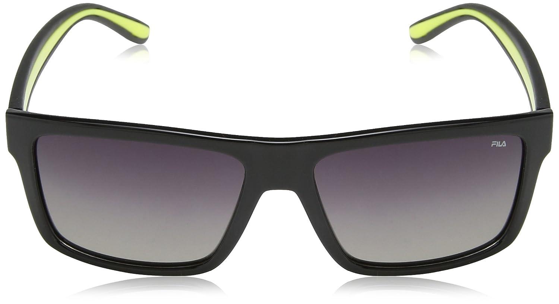 Fila Gafas de Sol SF8982 (56 mm) Negro: Amazon.es: Ropa y ...