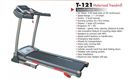 Thermotread gt office treadmill owner's manual.
