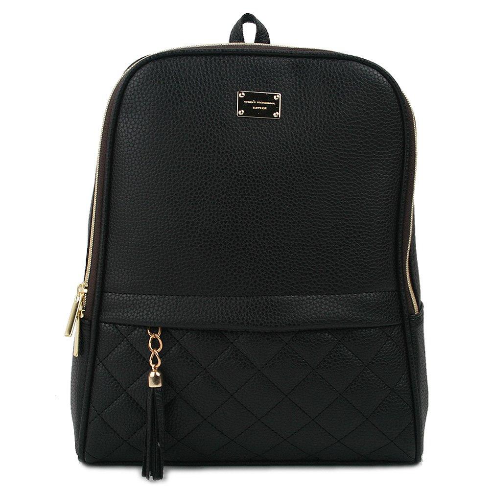 Amazon.com  Copi Women s Modern Design Casual Fashion small Backpacks  Black  COPI e4516cc1d9ece