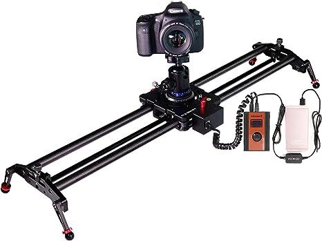 Ashanks Silent Motorised Camera Track Dolly Slider Camera Photo