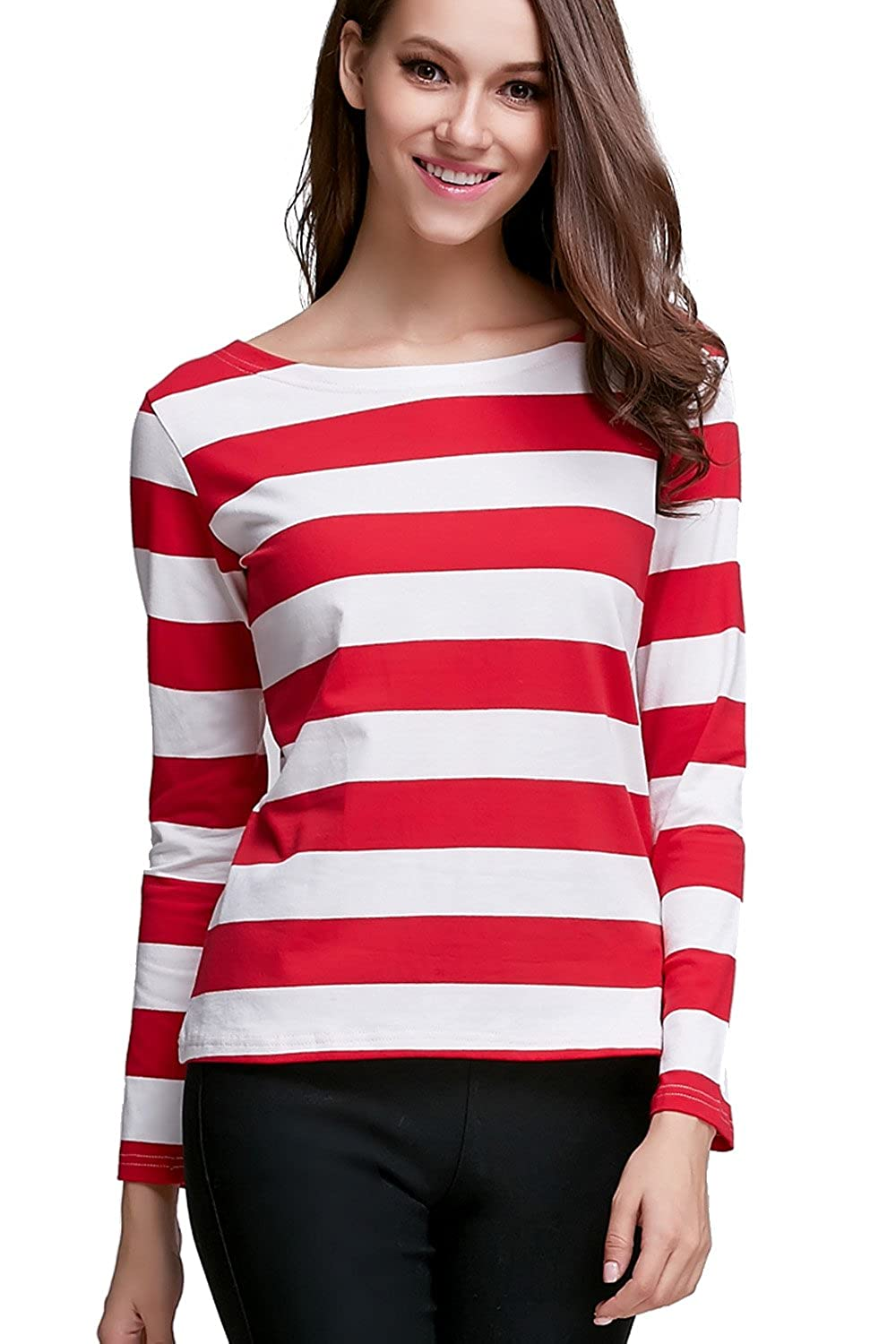 Find great deals on eBay for red stripe blouse. Shop with confidence.
