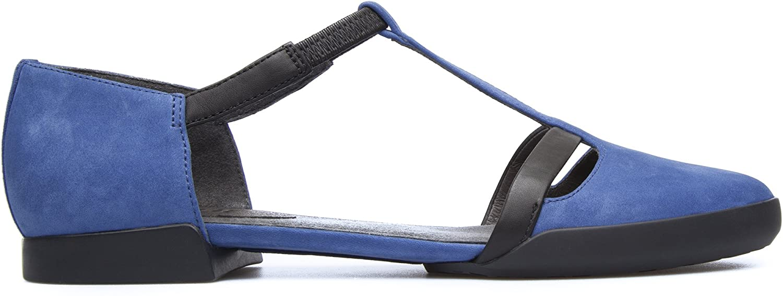 Camper Casi casi K200448-002 Flat Shoes Women B01IO7AOOM 8 B(M) US