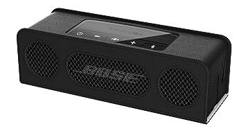 bose mini 2. moko carrying case for bose soundlink mini / 2, portable bluetooth speaker cover pu 2