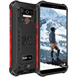 OUKITEL WP5 (2020) Rugged Smartphone, 8000mAh Battery IP68 Waterproof Android 10 Unlocked Cell Phones 4G LTE Dual SIM, 5.5inc